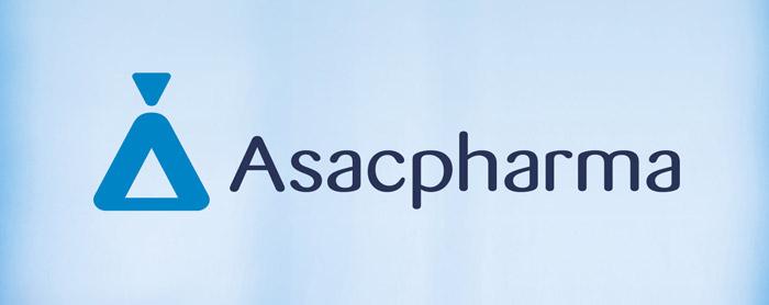 Identidad visual Asacpharma