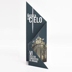 Folleto Ciclo Conciertos de Órgano Santa María Elche