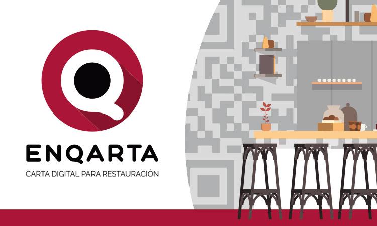 Enqarta, nuestra carta digital para restaurantes