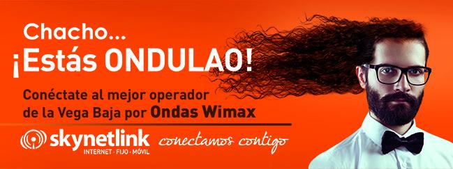 Campaña publicitaria Skynetlink