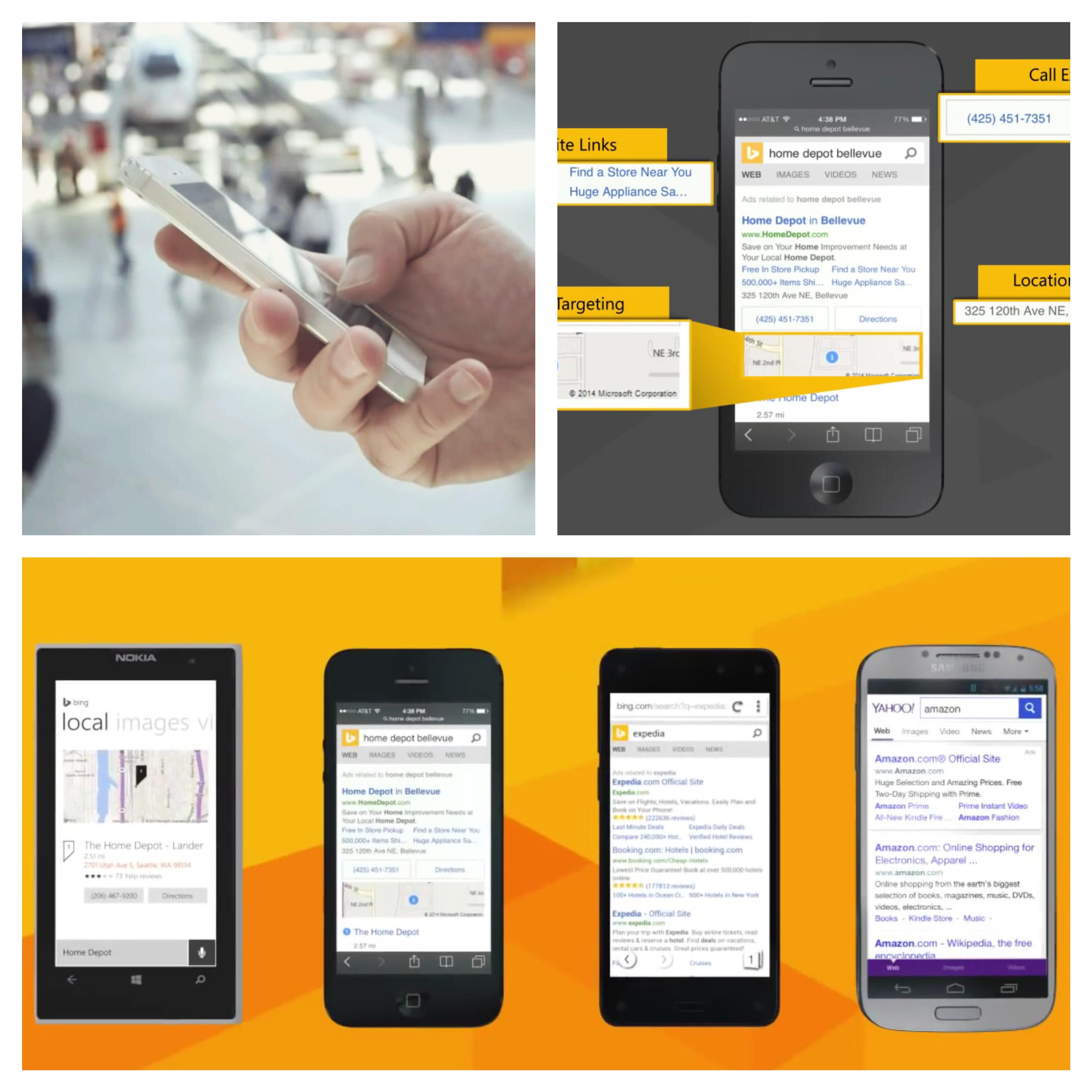 publicidad en móvil