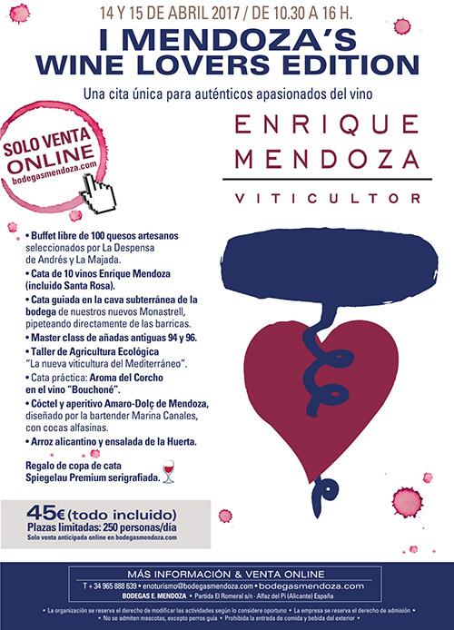MENDOZA 2017 Español