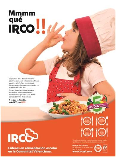 Mmm que IRCO