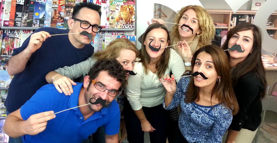 Movember Grupo Antón