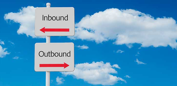 Al lío, ¿Outbound o Inbound?