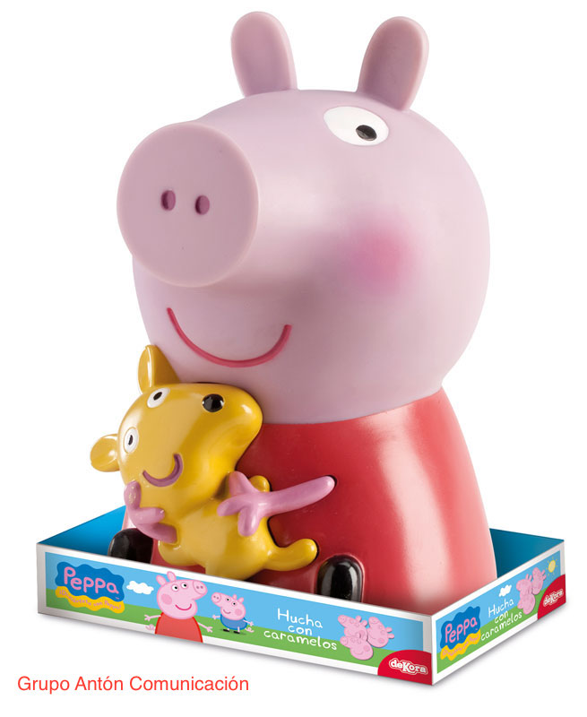 Peppa Pig Display