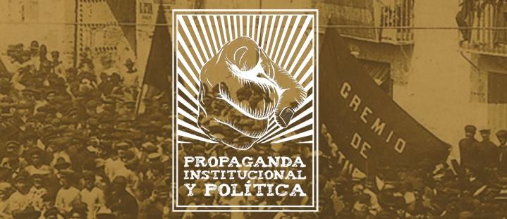 Propaganda institucional y política