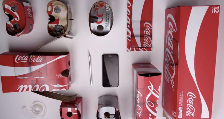 Gafas Coca Cola