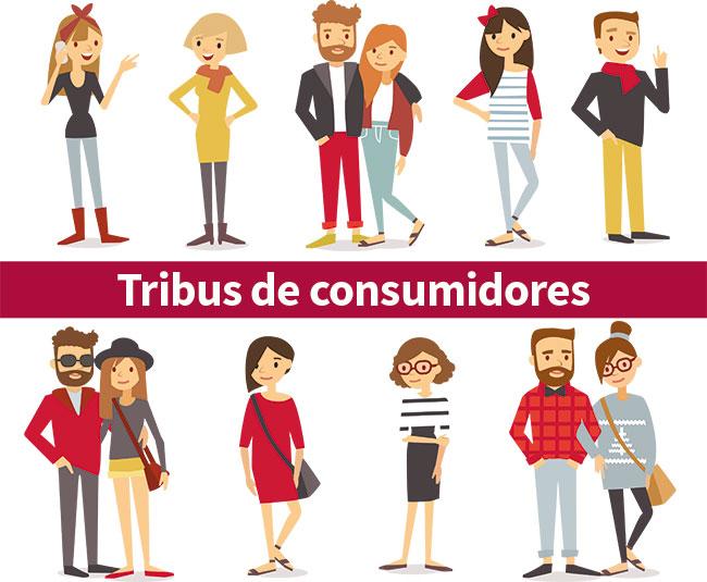 tribus consumidores